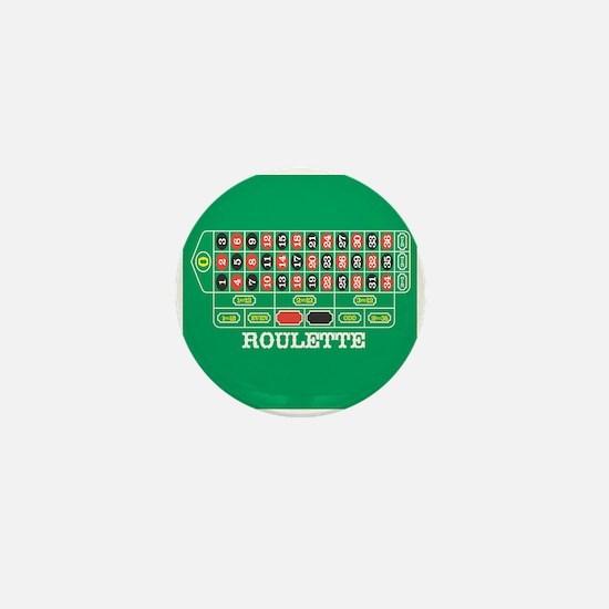 Roulette Table Mini Button