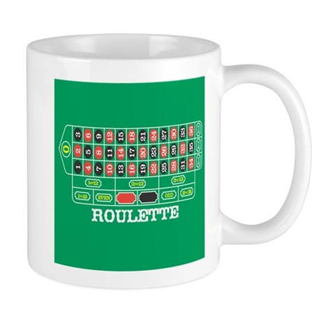 Roulette Table Mug