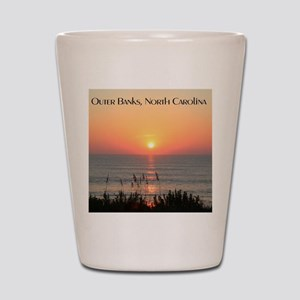 Outer Banks Sunrise Shot Glass