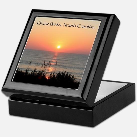 Outer Banks Sunrise Keepsake Box