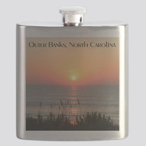 Outer Banks Sunrise Flask