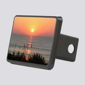 Outer Banks Sunrise Rectangular Hitch Cover