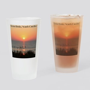 Outer Banks Sunrise Drinking Glass