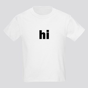 hi Kids Light T-Shirt