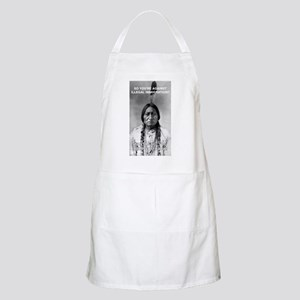 illegal immigration Apron