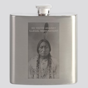 illegal immigration Flask