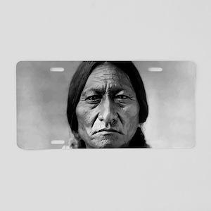 illegal immigration Aluminum License Plate
