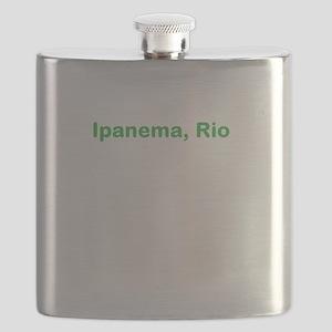 Ipanema Beach Flask