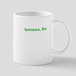 Ipanema Beach Mugs