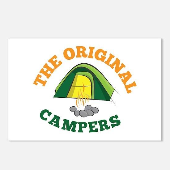 Original Campers Postcards (Package of 8)