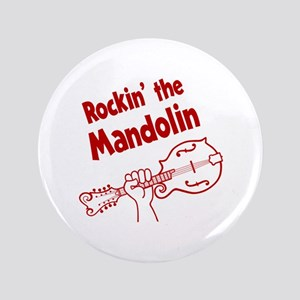 ROCKIN MANDOLIN Button