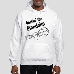 ROCKIN MANDOLIN Hooded Sweatshirt