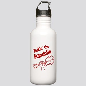ROCKIN MANDOLIN Stainless Water Bottle 1.0L
