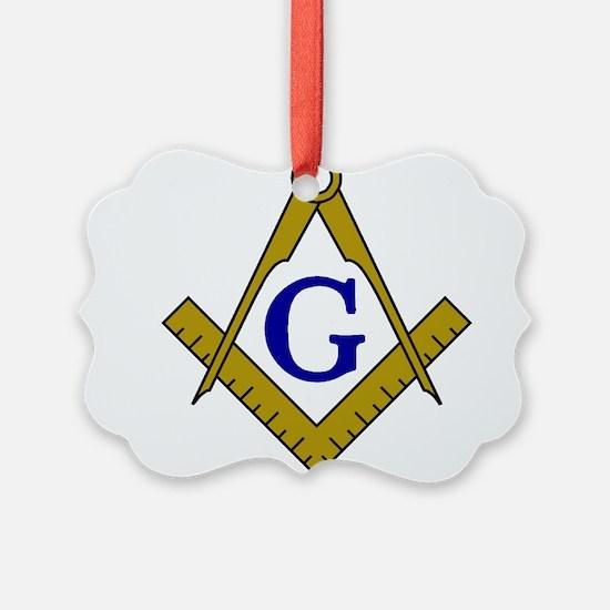 Masonic Ornament