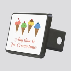 Ice Cream Time Hitch Cover