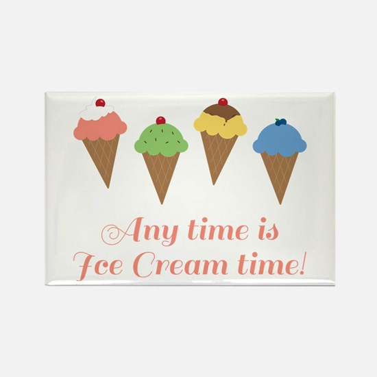 Ice Cream Time Magnets