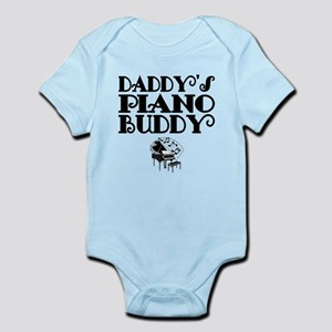 Daddys Piano Buddy Body Suit