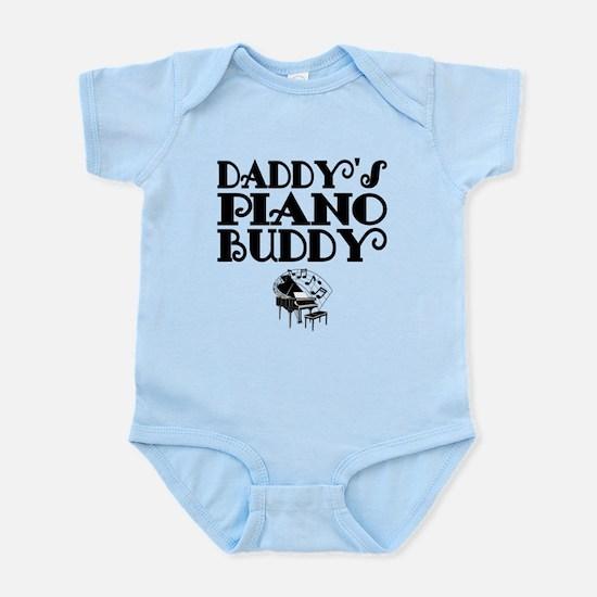 Daddys Piano Buddy Body Suit