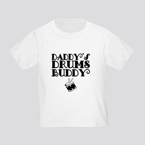 Daddys Drums Buddy T-Shirt