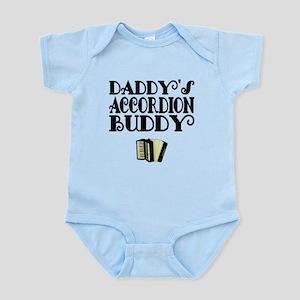 Daddys Accordion Buddy Body Suit