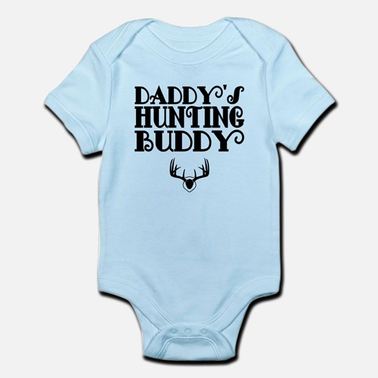 Daddys Hunting Buddy Body Suit
