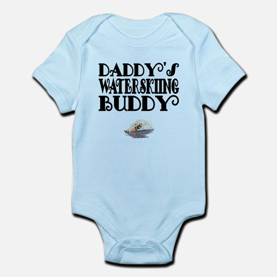 Daddys Waterskiing Buddy Body Suit