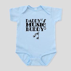 Daddys Music Buddy Body Suit