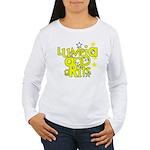 Lumpia & Grits Women's Long Sleeve T-Shirt