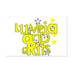 Lumpia & Grits Mini Poster Print