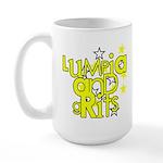 Lumpia & Grits Large Mug