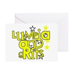 Lumpia & Grits Greeting Cards (Pk of 20)