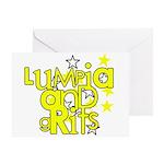 Lumpia & Grits Greeting Card