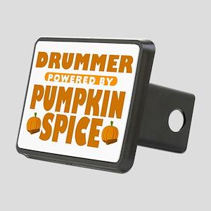 Drummer Powered by Pumpkin Spice Rectangular Hitch