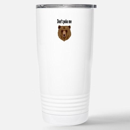 Don't Poke Me. Mugs