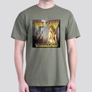 "Team 39 ""Buck Naked "" Dark T-Shirt"