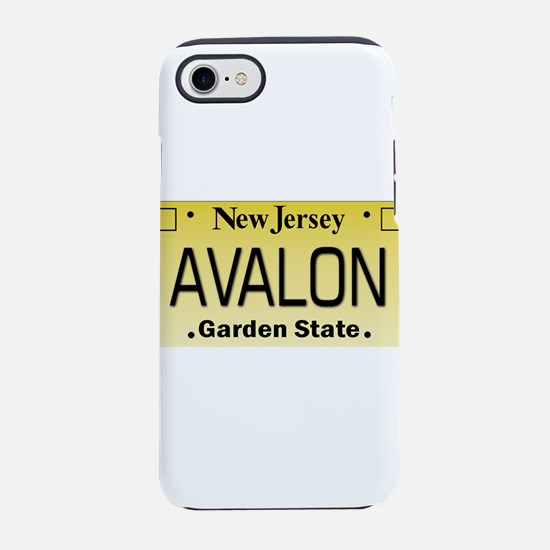 Avalon NJ Tag Giftware iPhone 8/7 Tough Case