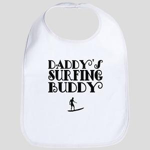 Daddys Surfing Buddy Bib