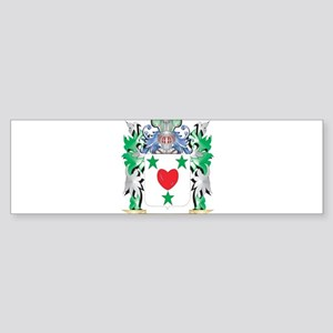 Becker Coat of Arms - Family Crest Bumper Sticker