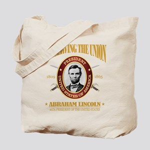 Lincoln (PTU) Tote Bag