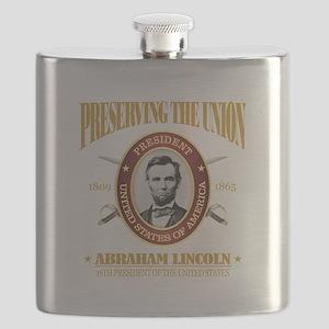 Lincoln (PTU) Flask