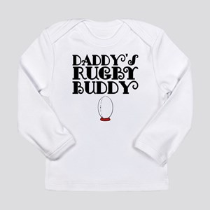 Daddys Rugby Buddy Long Sleeve T-Shirt