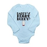 Rugby Long Sleeves Bodysuits