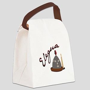 Elegua Canvas Lunch Bag