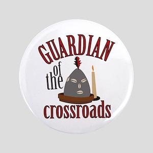 Guardian Of Crossroads Button