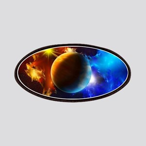 Planet And Space Patch