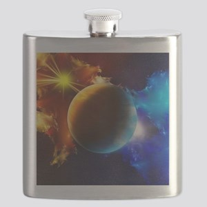 Planet And Space Flask
