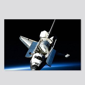 Space Shuttle Postcards (Package of 8)