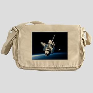 Space Shuttle Messenger Bag