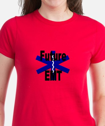 Future EMT Women's Dark T-Shirt
