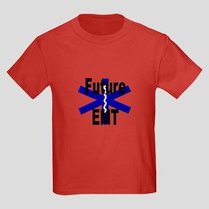 Future EMT Kids Dark T-Shirt